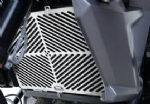 Stainless Steel Radiator Guard for Triumph Tiger 800 XCX & XRX 2015on. SRG0035SS